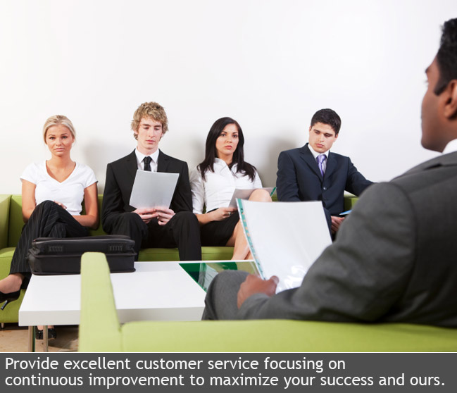 Full Service Staffing Agency